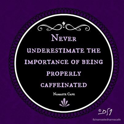 Never underestimate the safety of all around me if I'm not   ;)