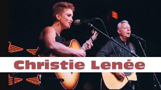 """Christie Lenée: with Tommy Emmanuel - Walls - Guitar and Vocal Duet   Fingerstyle Guitarists Tommy Emmanuel and Christie Lenée perform """"Walls"""" live at Songbirds Guitar Museum in Chattanooga TN. - Song by Pam Rose Mary Ann Kennedy and Randy Sharp. """"Walls"""" - Tommy Emmanuel and Christie Lenée - Guitar and Vocal Duet Christie Lenée"""