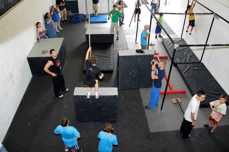 American Ninja Warrior Gyms to Train at: Movement Lab ...