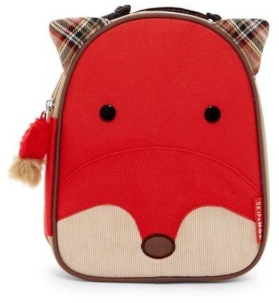 Skip Hop Fox Zoo Lunchies Lunch Box