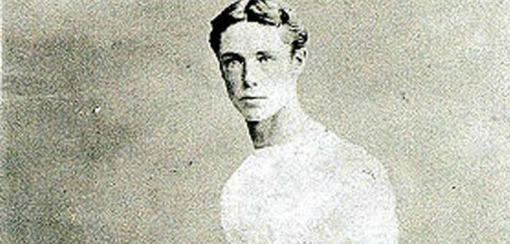 Cuthbert Ottaway (1850-1878) was in his final year studying classics at Brasenose College when he captained the England association football side against Scotland at Glasgow on 30 November 1872 in what sports historians regard as the first ever official international football fixture. #history #biography #football #soccer #sport
