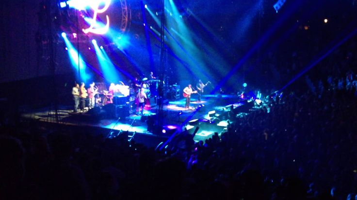 Widespread Panic New Year's Eve, Philips Arena 12.31.2013