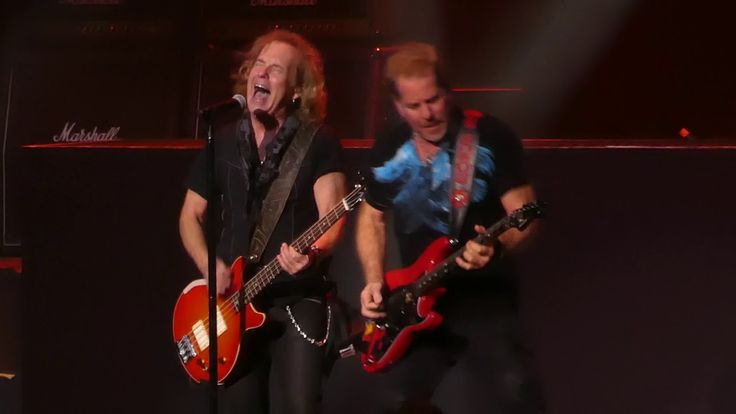 """""""Goodbye & When You Close Your Eyes"""" Night Ranger@Wilkes-Barre, PA 11/24/17"""