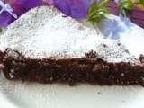 Ricetta Torta cioccolato-sa con noci e nocciole, Molto facile, altro