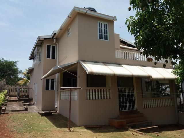 The House Design Is Split Level With Bathroom And Storage Facilities At All Levels Property Is Approx 1 4 Acre Secured At Boundaries With Concrete Walls Deco House Design Concrete Wall Sale House