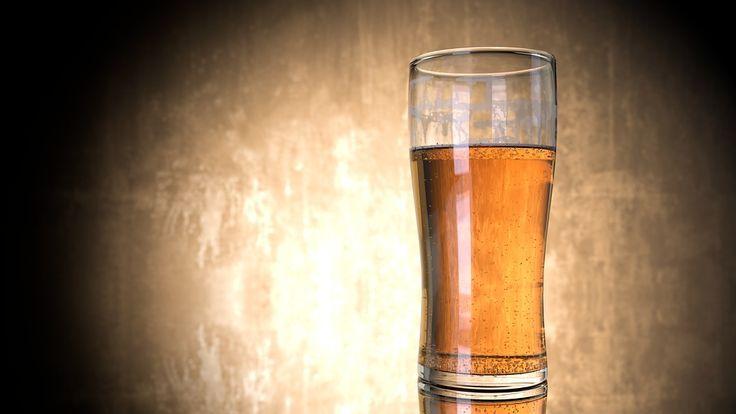 Sirup na kašel z piva