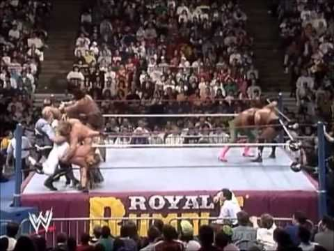 WWF's 1992 Royal Rumble: The Greatest of All-Time