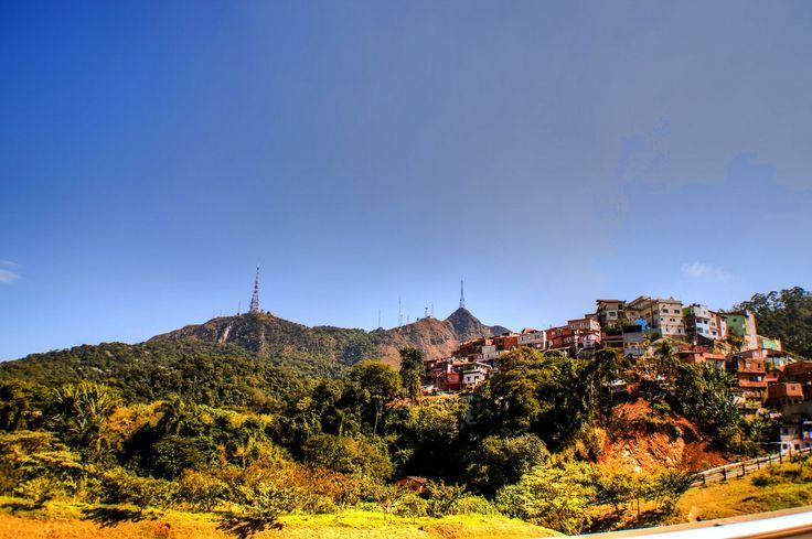 Pico do Jaraguá - Urban Invasion by Clovis Rodrigues on 500px
