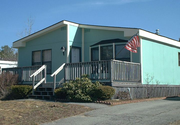 1000+ Images About Mobile Home Exterior On Pinterest