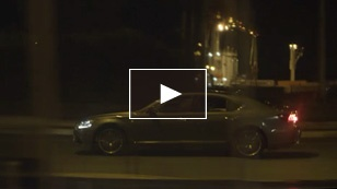 レクサス LS F SPORT MOVIE