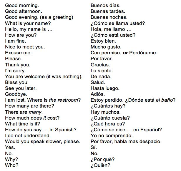 The Linguistic Diversity of the Spanish Language                                                                                                                                                     More