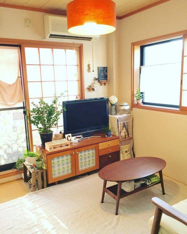 和室インテリアを極めてこそおしゃれなおうちが出来上がる♪ | folk 家具や家電が北欧風だと相性がいい!