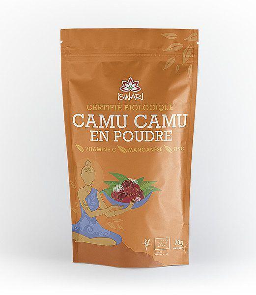 ISWARI » Camu Camu en poudre