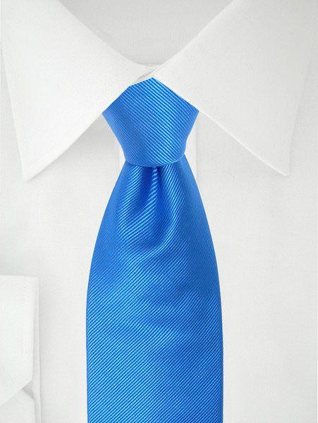 Kinderstropdas Blauw Royal Uni