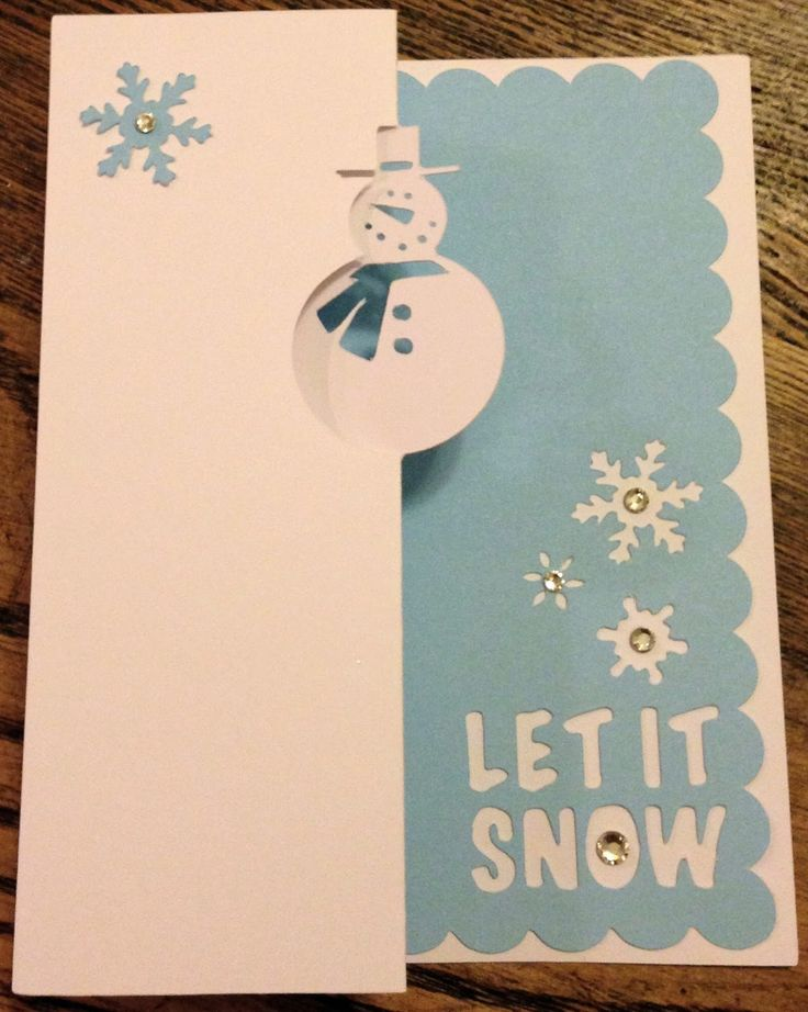 Nancy's Scrappin' and Stamps: CTMH Artfully Sent Snowman Swing Card