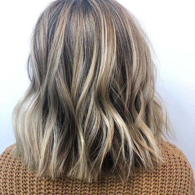 65 Beste Frisuren Mittellang Stufig In 2020 Long Hair Styles Hair Hair Styles