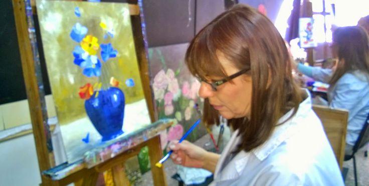 Graciela BOVETTI: Pintura & Pasion