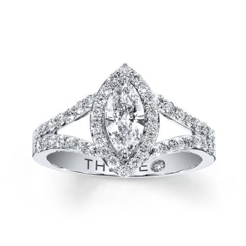 See The Leo Diamond Collection - diamond engagement rings, wedding bands, three-stone diamond rings, and an array of diamond jewelry pieces from diamond earrings to anniversary jewelry.