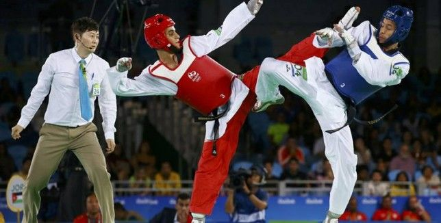 WTF Olympic Rankings: April 2017 – Top 16