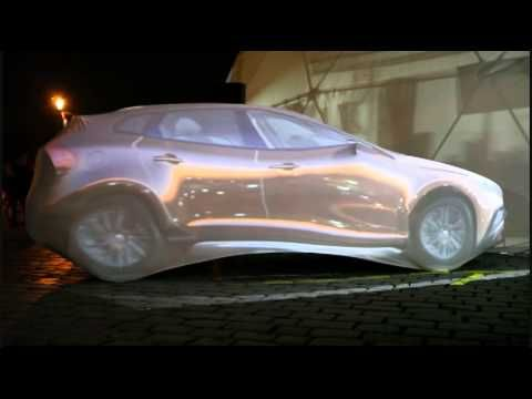 Volvo V40 Cross Country 3D Mapping