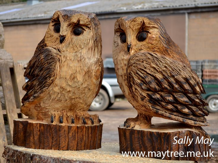 Best images about chainsaw sculpture and wood art on
