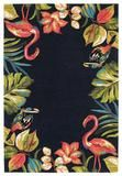 Order Florence 1532 Black Multi Coloured Floral Pattern Outdoor Modern Rug now from Rugs of Beauty. FREE shipping on all sizes. Perfect for your outdoor areas.