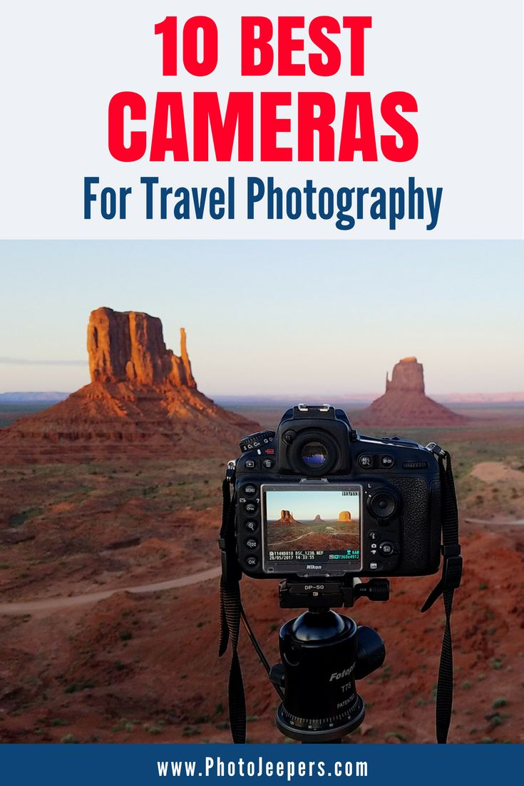 Before any big trip, you need to invest in a good travel camera. The camera you choose can make or break the pictures you take along the way. If you're unsure what camera to buy, check out these 10 best cameras for traveling and blogging. We also include why it's a good pick and where you can get one of your own (or one for family or your significant other). Make sure you check out these cameras and save them to your travel board or gift board so you can find them later.