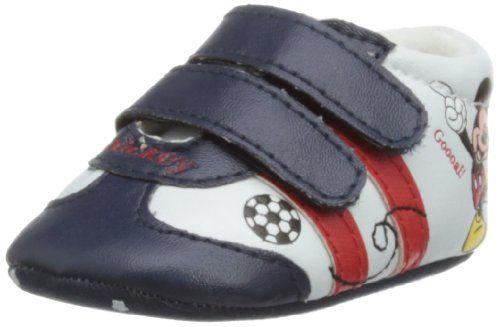 Cuquito Disney Mickey Baby Sneaker – Zapatos primeros pasos de sintético para niño