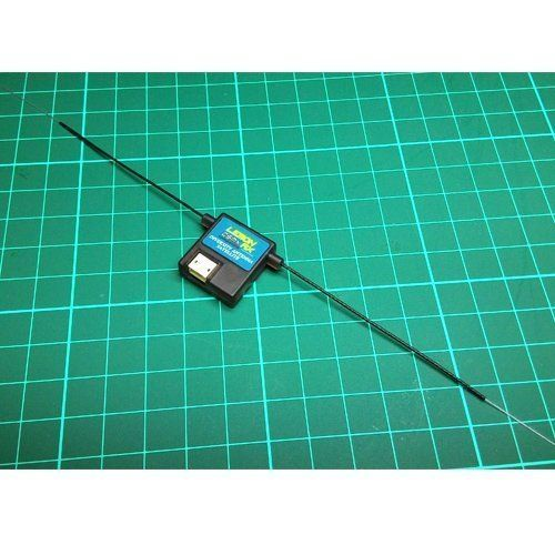 Hobby RC Helicopters - Lemon Rx DSMX Compatible Diversity Satellite DSM2 backward compatible but must use DSMX compatible primary receiver LM0037 ** Read more at the image link.