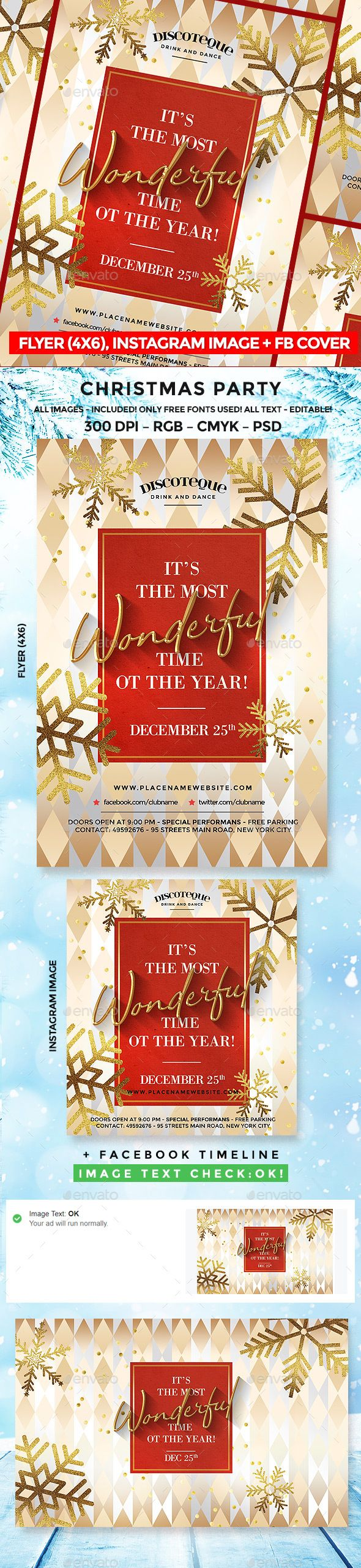 business party invitation letter templates%0A Christmas