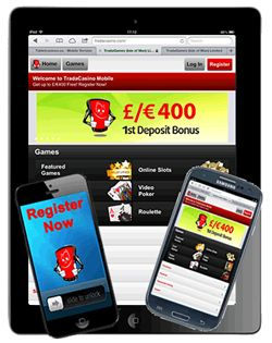 For all the android casino  players out there why not try https://tradacasino.com/. You can play #poker   #slots   #blackjack  on your tablet or mobile . We also offer fantastic online casino  welcoming bonuses    https://tradacasino.com/