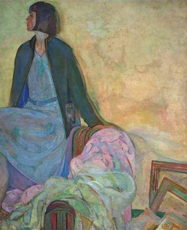 "huariqueje: Norma - Frederick Horsman Varley ""Norma"", 1929. 1929. Canadian 1881-1969"