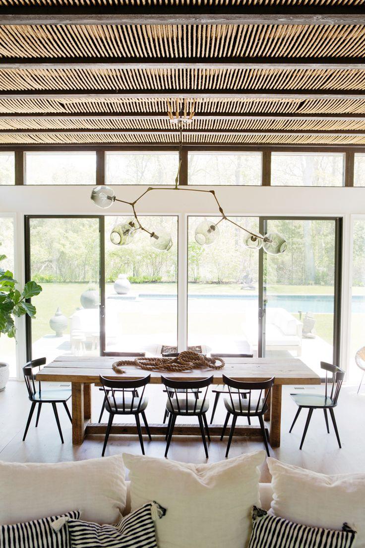 Inside Athena Calderone's Bright Hamptons Home