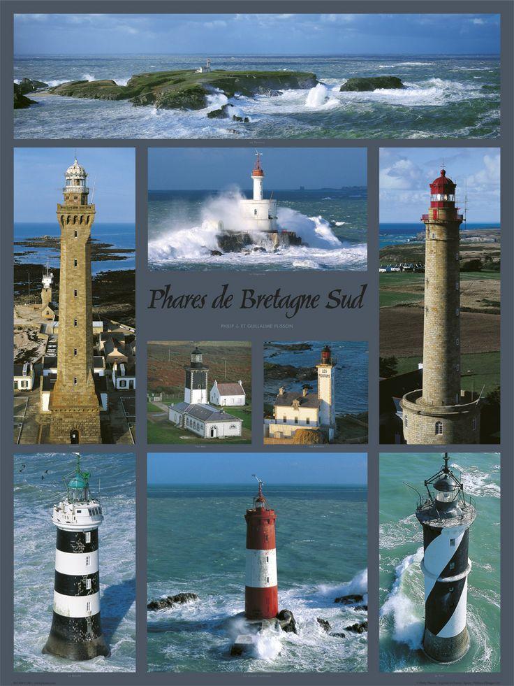 Phares de Bretagne Sud