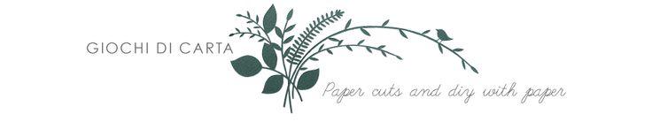 giochi di carta beautiful website for paperarts