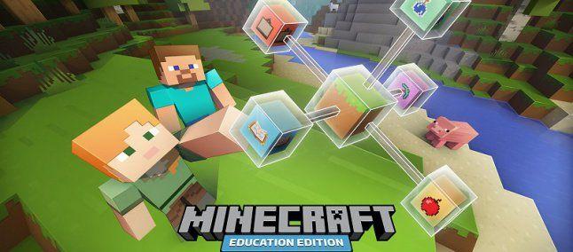 Aprendendo com blocos: Alunos começarão a usar a versão educativa do Minecraft em junho - Tudocelular.com