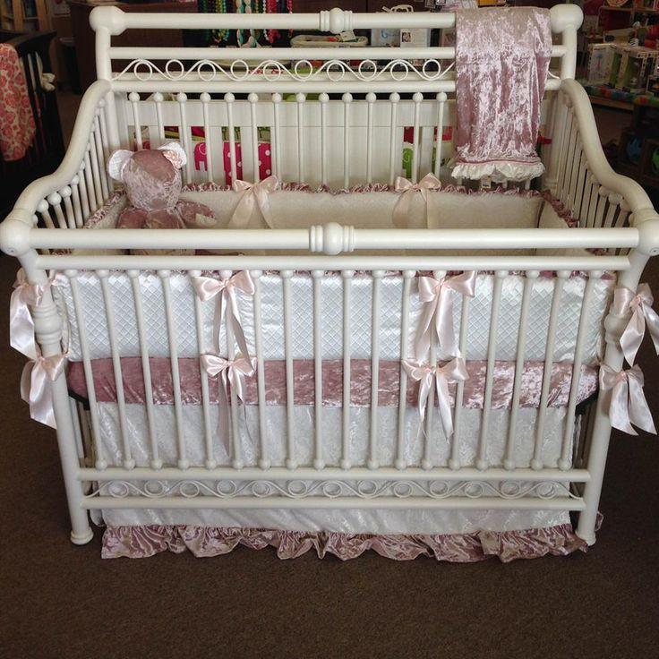 All For Babies Huntsville Bedding Crib Sets