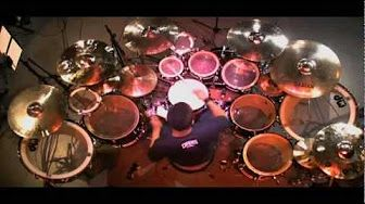 Tony Royster Jr s Solo Drum Sacheon Percussion Festival - YouTube