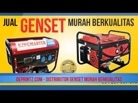 081297667579 JUAL GENSET MURAH SURABAYA DENPASAR BALIKPAPAN MAKASSAR