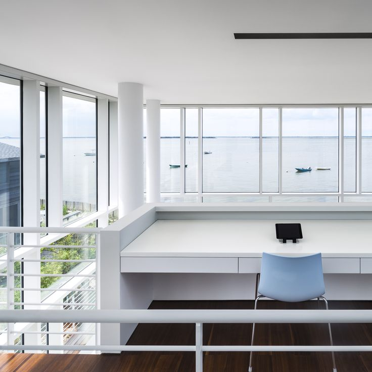 Fire Island House – Richard Meier & Partners Architects