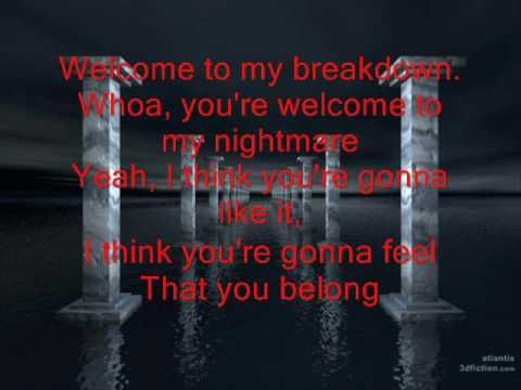 Welcome To My Nightmare By Alice Cooper With Lyrics Youtube