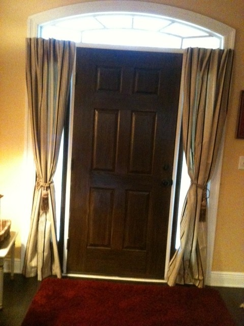12 Best Images About Entry Ways Front And Rear On Pinterest Window Treatments Inside Front