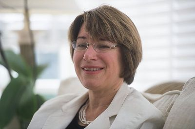 Sen. Amy Klobuchar: Bipartisan momentum on building up our infrastructure - http://www.us2016elections.com/sen-amy-klobuchar-bipartisan-momentum-on-building-up-our-infrastructure/