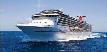 Carnival Cruise Line, Carnival Legend cruise ship.Track at sea, live, in real time.