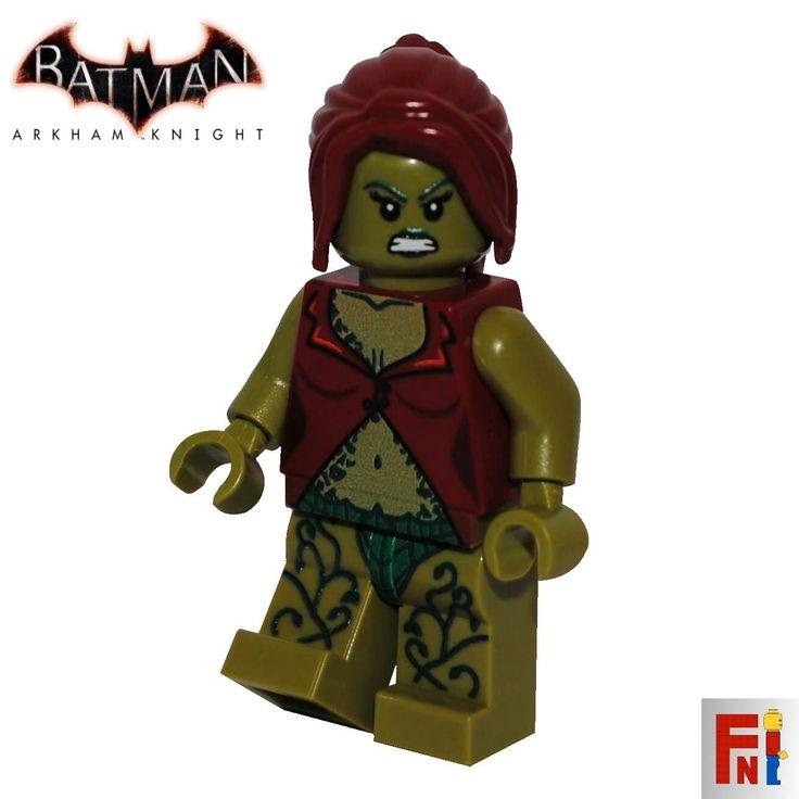 Lego Batman Arkham Knight: 17 Best Images About Poison Ivy On Pinterest