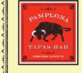 Pamplona Tapas Bar ~ Located in Downtown Lafayette, Louisiana