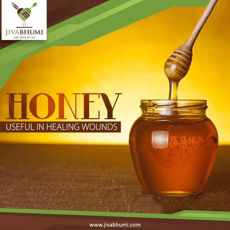 Honey is among the most popular and widely used sweetener with enormous health benefits. It has antibacterial, antifungal, and antioxidant properties which are helpful in healing wounds. It destroys the bacteria that can penetrate and infect the wound site. Buy naturally produced Honey from #Jivabhumi. Shop now: http://bit.ly/shop_jivabhumi #FarmFood #NaturalFood #Healthy #Honey