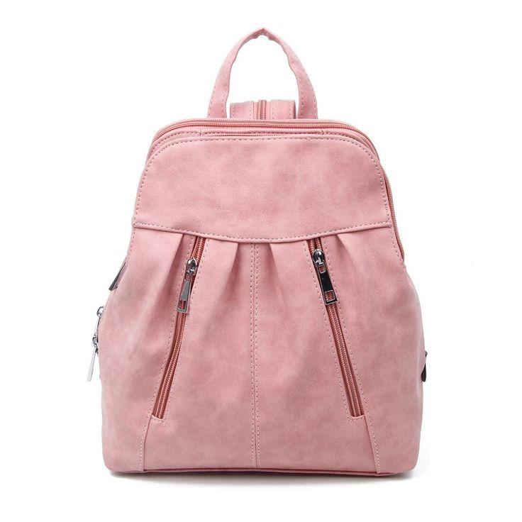, OBC Frauenrucksack City Backpack City Bag City Rucksack Rucksack Umhängetasche   – Taschen