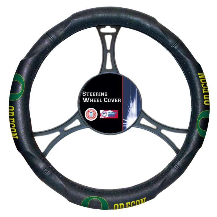 Oregon College Steering Wheel Cover