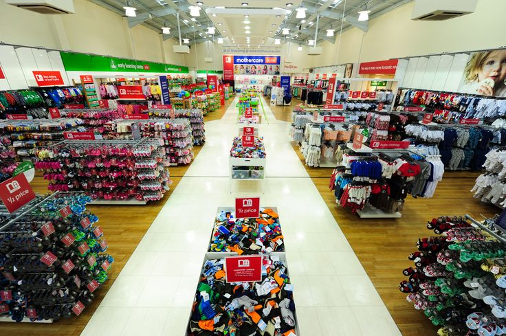 Outlet store Mothercare Rotherham